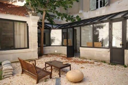 Petit havre de paix au coeur d'Avignon - 阿維尼翁 - 連棟住宅