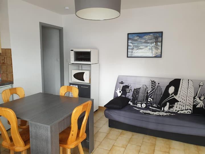 Hirmentaz - Appartement au pied des pistes -4 pers