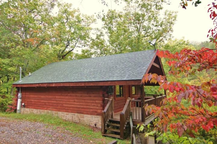 Mountain Laurel Cabin