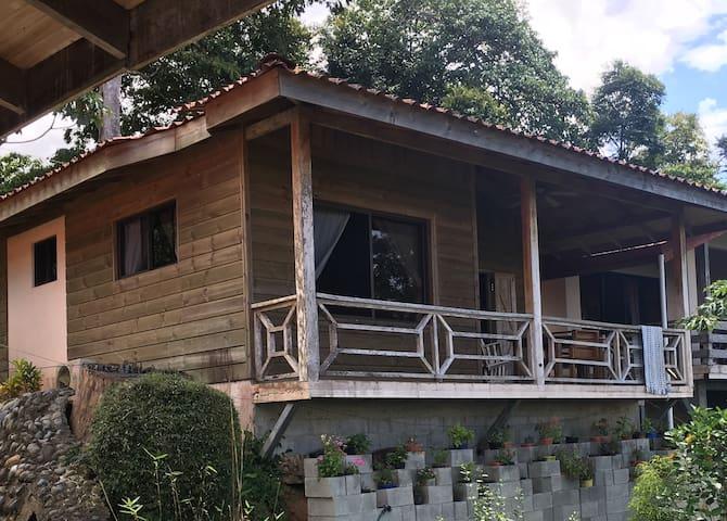 Many's House - Ocean View Villa Rustica - Uvita - Villa