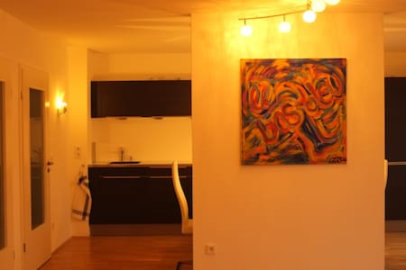 Cozy 4 Room Apartment in quiet area - München - Lakás