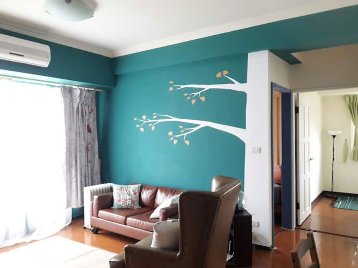 Female only/Shared apartment/Long stay welcome