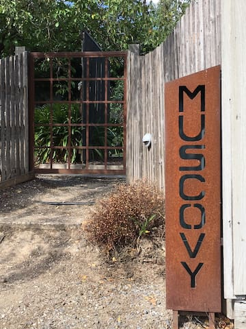 MUSCOVY... in the Heart of Daylesford - Daylesford