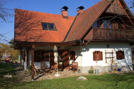 Country house in famous wine region - Ház