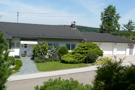 """Apartment am Ottelsberg"" in  H O F F E N H E I M - Sinsheim - 公寓"
