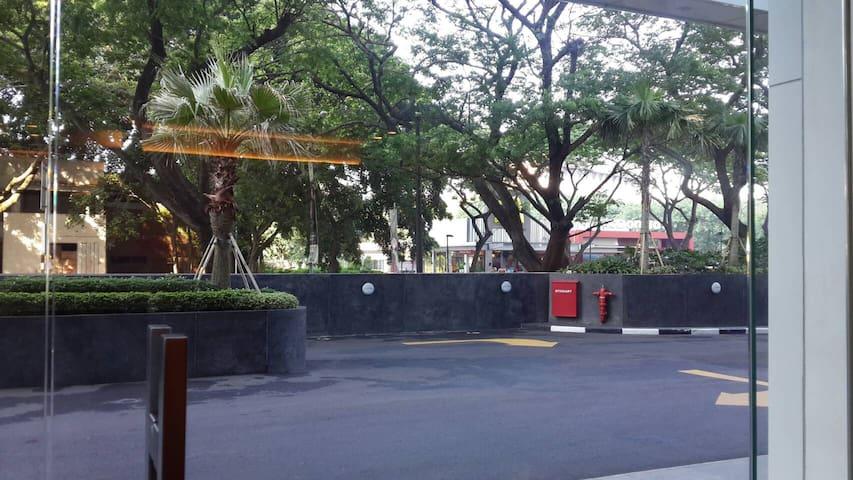 Cozy Apartment at U Residence 2 Supermall Karawaci - Tangerang - Lejlighed