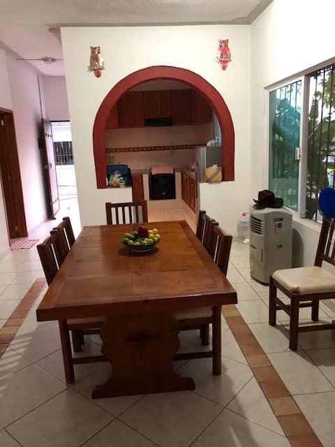Casa del Cerro Rojo avec internet et climatisation