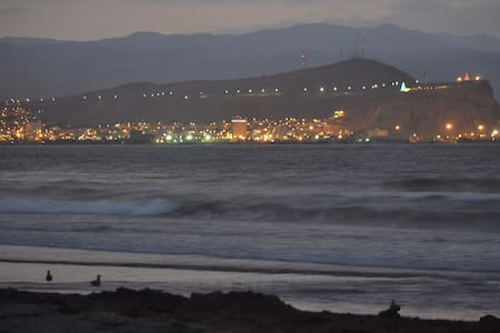 Minutes to the beach - Arica