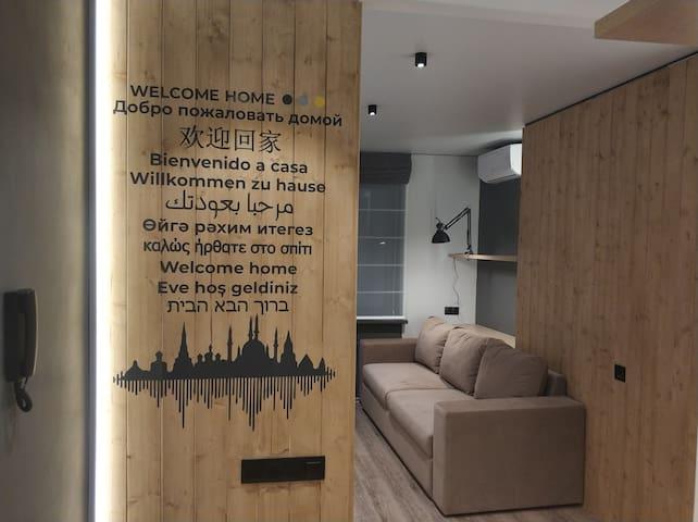 Наши стильные и уютные апартаменты всегда готовы принять гостей