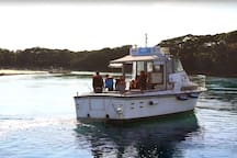 Fishing Trips Available - Just Ask