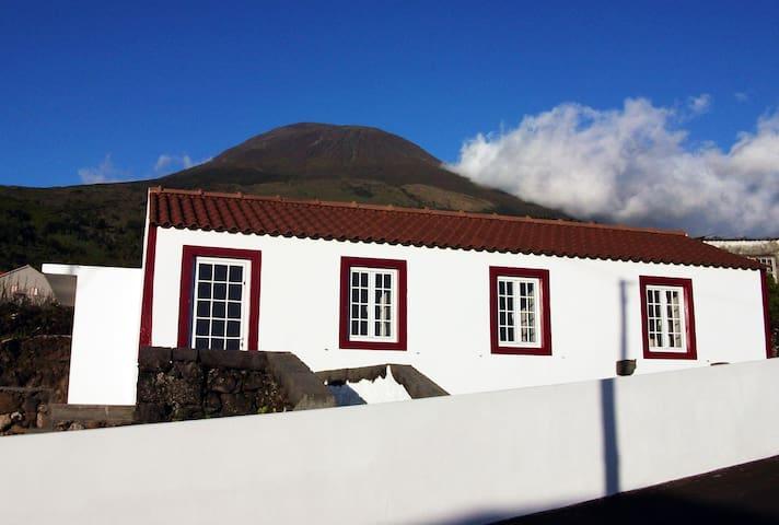 Casa da Valsa, Ilha do Pico, Açores
