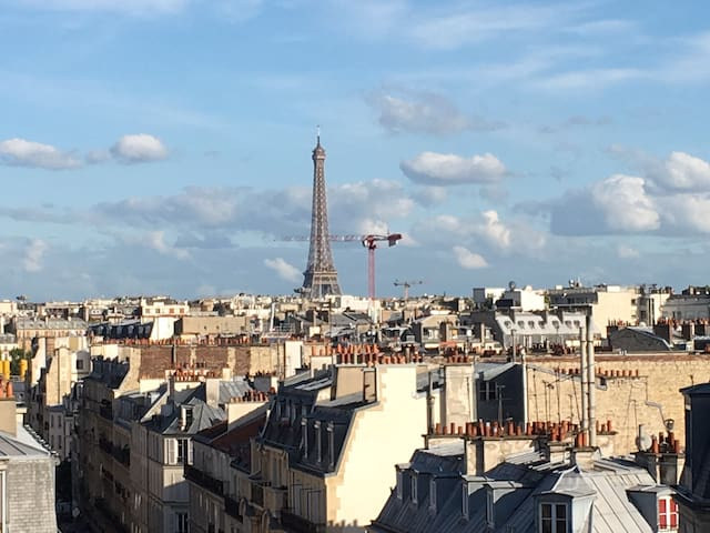 Joli studio Neuilly Sablons - Porte Maillot