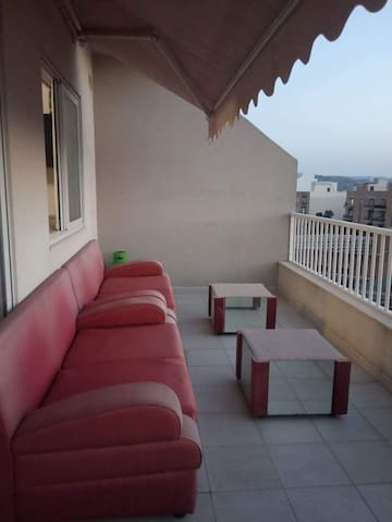 Bargain !!! 2 Bedroom Apartment with large terrace