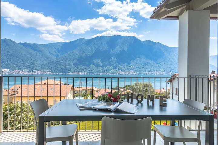 Sant'Agata Lake Como View