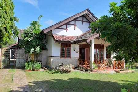 de Adinda Homestay & Cafe, Green & Naturally