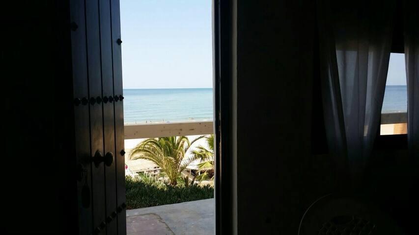 Estudio impresionantes vistas 1A - Matalascañas - Apartment