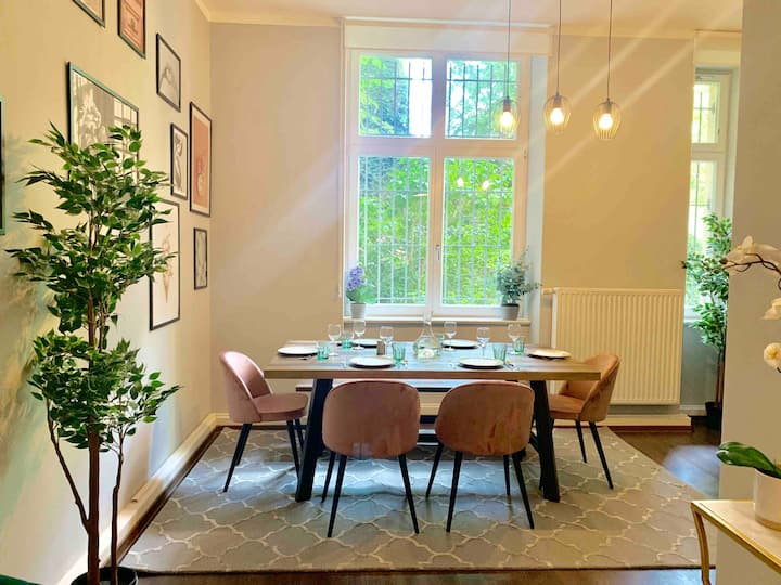 Stylish apartment in the heart of Prenzlauer Berg