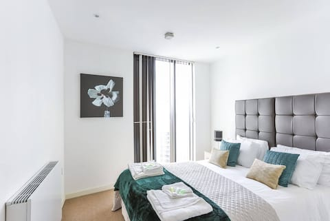Homes for good. Cosy flat next zone 1 underground