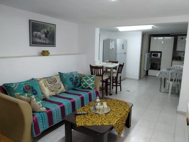 Private Apartment in Malha