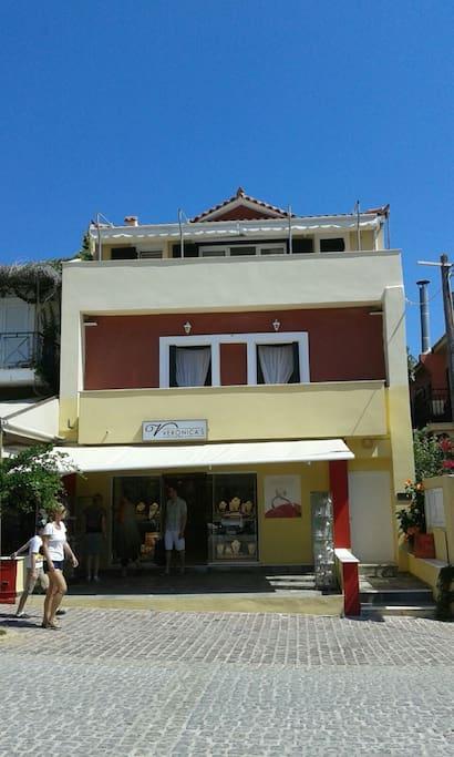 The house of Mandola studios!