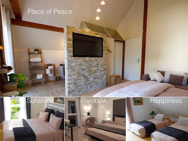 Place of Peace (4 rooms) - Altkirch - Penzion (B&B)