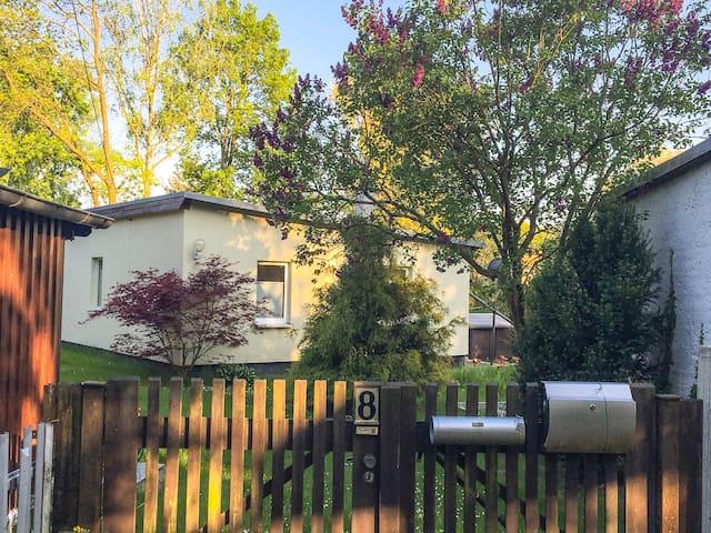 Ferienhaus am Badeteich - Bennewitz