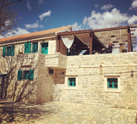 Holiday home Stone house Krsevan Zadar, Pridraga - Pridraga - House
