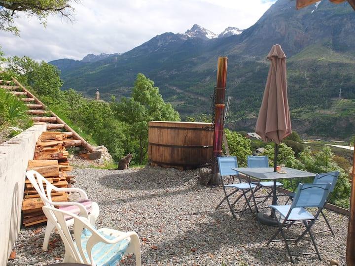Gîte alpin de la Vallée du Fournel