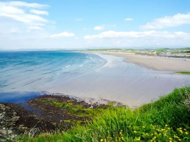 Ceol na Mara (sound of the sea) - Golf View - Bungalow