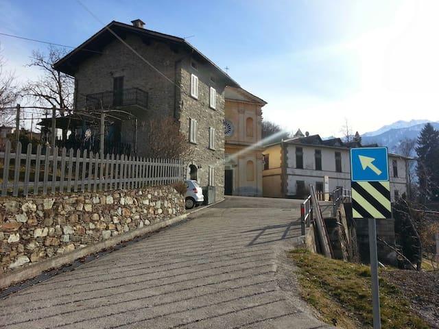 Valtellina mon amour - chiuro - Apartment