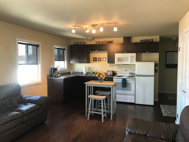 Superb Studio in Heart of Smithers