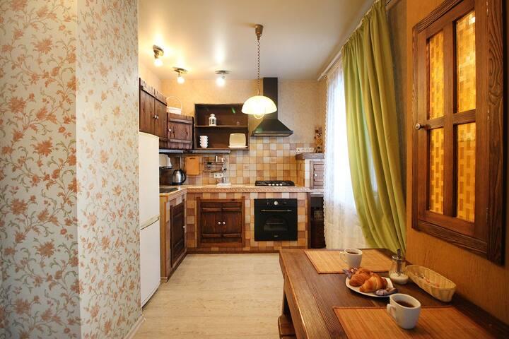 Apartment Prospect  Stroiteley!