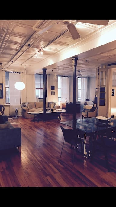 Next To Mercer Hotel SOHO LOFT Lofts For Rent In New York New York Unite
