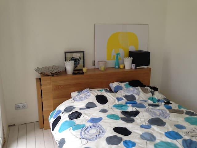 Appartement met ruime keuken - Mortsel - Apartamento