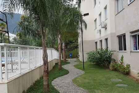 Nice small apartment 15 minutes to olympic complex - Rio de Janeiro - Apartment