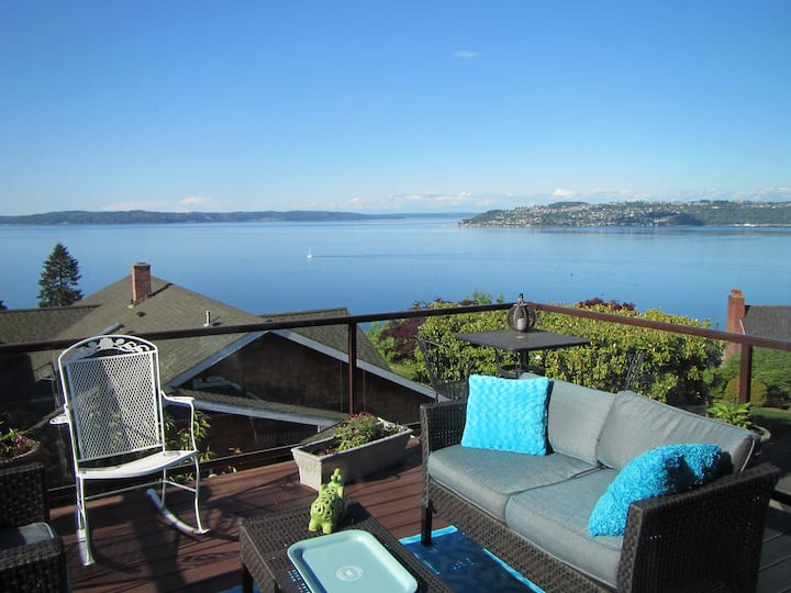 *Best View and location in Tacoma*