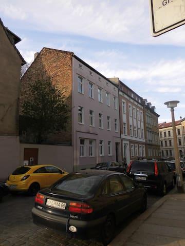 Nördl. Innenstadt - Kultur geballt - Halle (Saale) - Lägenhet