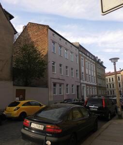 Nördl. Innenstadt - Kultur geballt - Halle (Saale) - Huoneisto