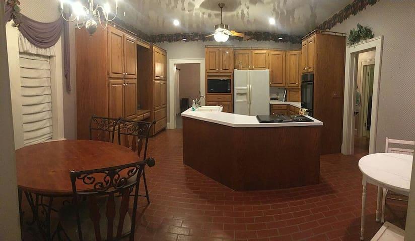 Historic Texas Ranch House - Wichita Falls