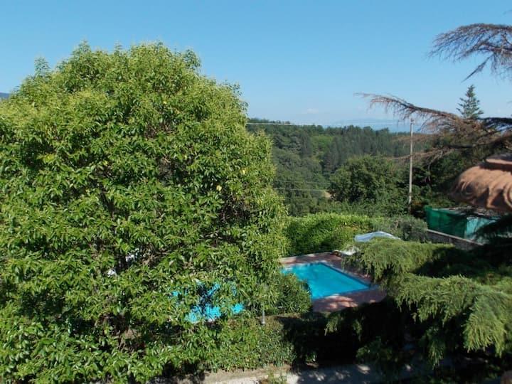 Villa in Scarperia ID 3657