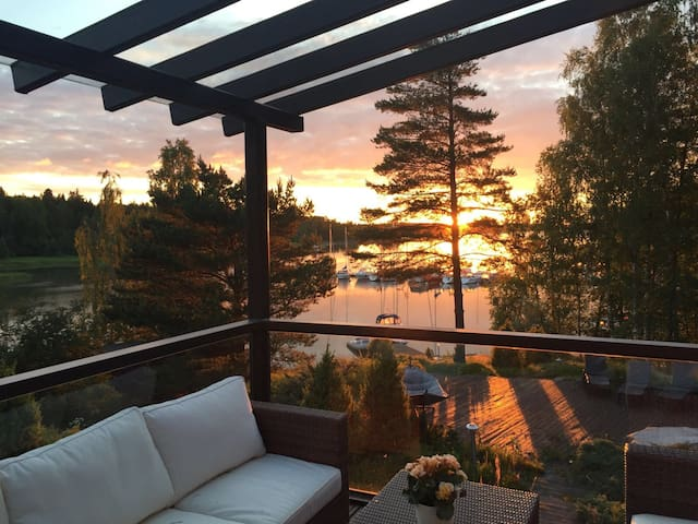 Peace, Nature, Seaside, Scenery! - Kirkkonummi - House