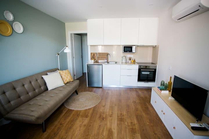 Casas do Jardim - Apartamento