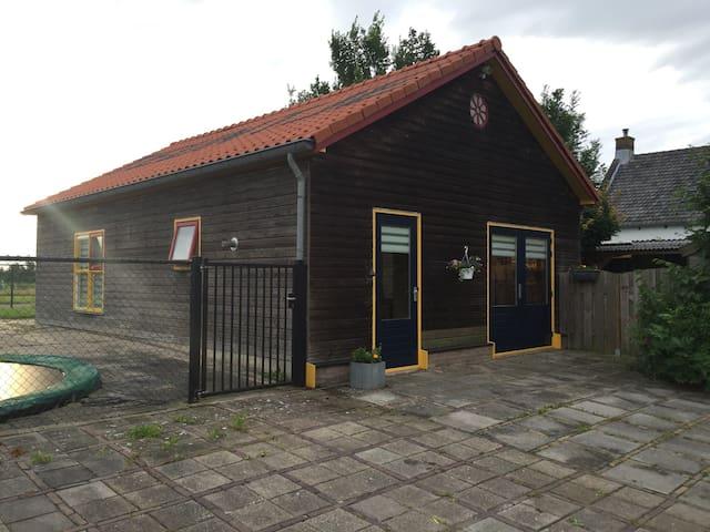 Huis met tuin nabij Oosterschelde. - Poortvliet - House