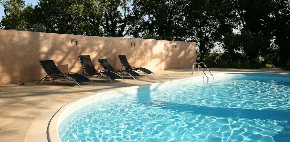 Fantastische villa in Aups Provence - Aups - Casa
