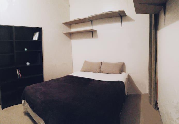 Cozy little Italy bedroom