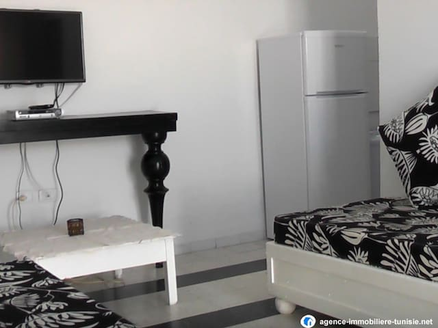 location maison meublé tunis - Manouba - Apartment