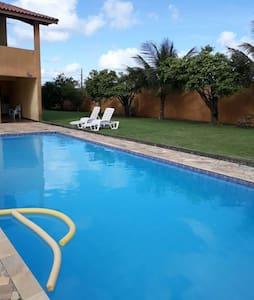 Casa praia Peruíbe com piscina