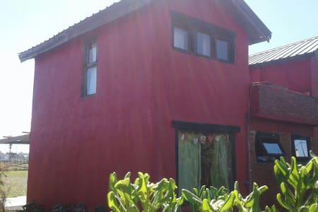 CABAÑA TIPO LOFT FRENTE AL MAR - Santa Clara del Mar - 自然小屋
