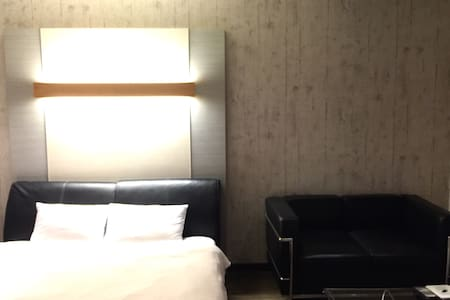 Hotel Quality Clean Room with Free-Parking 5 - 東広島市 - อื่น ๆ