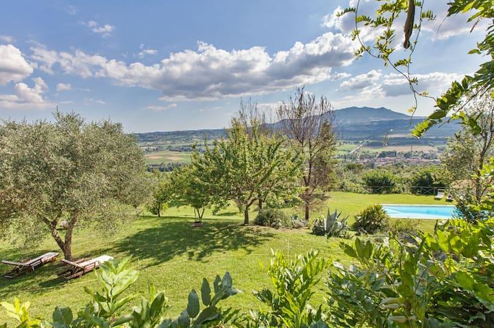 Villa il Campaniletto  Rome - Forano - Villa